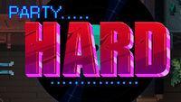 Portada oficial de Party Hard para PC