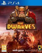 Portada oficial de de The Dwarves para PS4