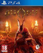 Portada oficial de de Agony para PS4