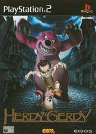 Portada oficial de de Herdy Gerdy para PS2