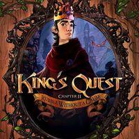 Portada oficial de King's Quest - Chapter II: Rubble Without a Cause para PS4