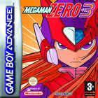 Portada oficial de de Megaman Zero 3 para Game Boy Advance