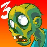 Portada oficial de Stupid Zombies 3 para iPhone