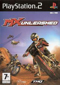 Portada oficial de MX Unleashed para PS2