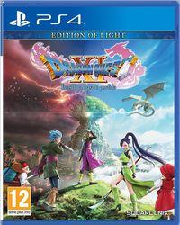 Portada oficial de Dragon Quest XI: Echoes of an Elusive Age para PS4