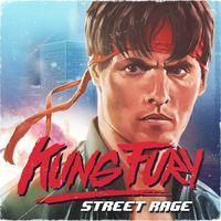 Portada oficial de Kung Fury: Street Rage para PS4