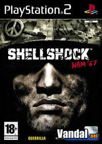 Portada oficial de ShellShock: Nam 67 para PS2