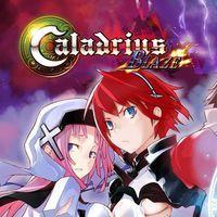 Portada oficial de Caladrius Blaze para PS4