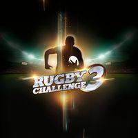Portada oficial de Rugby Challenge 3 para PS4