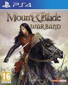 Portada oficial de de Mount & Blade: Warband para PS4