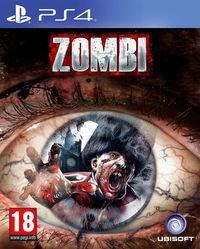 Portada oficial de Zombi para PS4