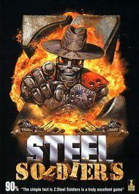 Portada oficial de Z: Steel Soldiers (2001) para PC