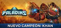 Portada oficial de Paladins: Champions of the Realm para PC