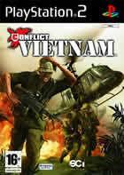 Portada oficial de de Conflict: Vietnam para PS2