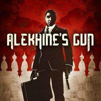 Portada oficial de Alekhine's Gun para PS4