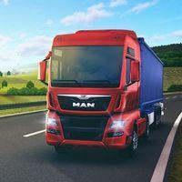 Portada oficial de TruckSimulation 16 para Android