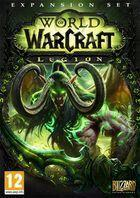Portada oficial de de World of Warcraft: Legion para PC