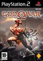 Portada oficial de de God of War (2005) para PS2