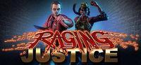 Portada oficial de Raging Justice para PC