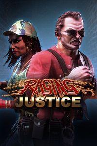 Portada oficial de Raging Justice para Xbox One