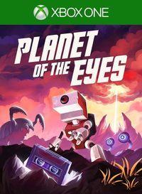Portada oficial de Planet of the Eyes para Xbox One