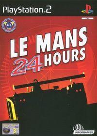 Portada oficial de Le Mans 24 Horas  para PS2