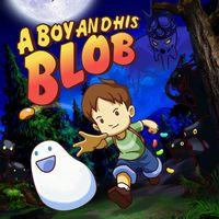 Portada oficial de A Boy and His Blob para PS4