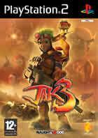 Portada oficial de de Jak 3 para PS2