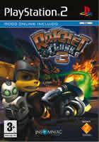 Portada oficial de de Ratchet & Clank: Pon tu Arsenal a Tope para PS2