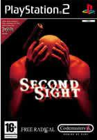 Portada oficial de de Second Sight para PS2