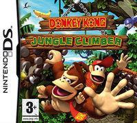 Portada oficial de Donkey Kong: Jungle Climber CV para Wii U