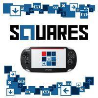 Portada oficial de Squares PSN para PSVITA