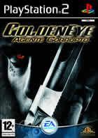 Portada oficial de de Goldeneye: Agente Corrupto para PS2