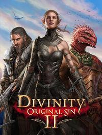 Portada oficial de Divinity: Original Sin II para PC