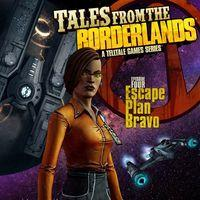 Portada oficial de Tales from the Borderlands - Episode 4: Escape Plan Bravo para PS4