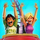 Portada oficial de de RollerCoaster Tycoon 3 para iPhone