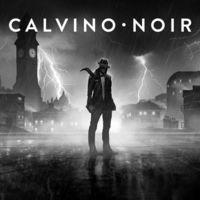 Portada oficial de Calvino Noir para PS4