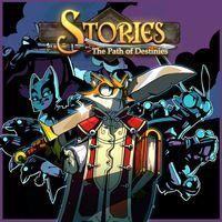 Portada oficial de Stories: The Path of Destinies para PS4