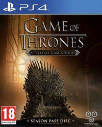 Portada oficial de Game of Thrones Season 1 para PS4