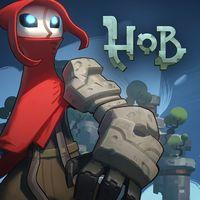 Portada oficial de Hob para PS4