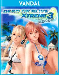 Portada oficial de Dead or Alive Xtreme 3: Venus para PSVITA
