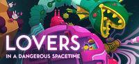 Portada oficial de Lovers in a Dangerous Spacetime para PC