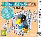 Portada oficial de de Picross 3D: Round 2 eShop para Nintendo 3DS