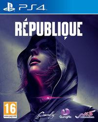 Portada oficial de République para PS4
