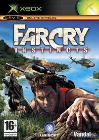 Portada oficial de Far Cry Instincts para Xbox