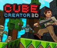 Portada oficial de Cube Creator 3D eShop para Nintendo 3DS