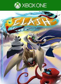 Portada oficial de Clash para Xbox One