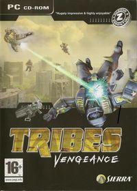 Portada oficial de Tribes: Vengeance para PC