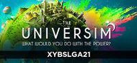 Portada oficial de The Universim para PC