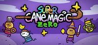 Portada oficial de Super Cane Magic ZERO para PC